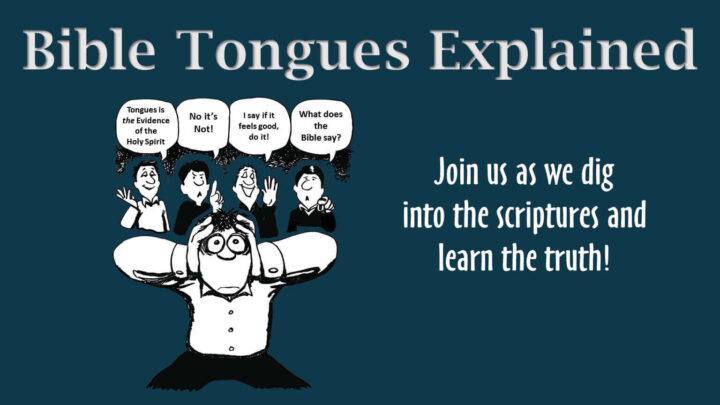 Bible Tongues Explained